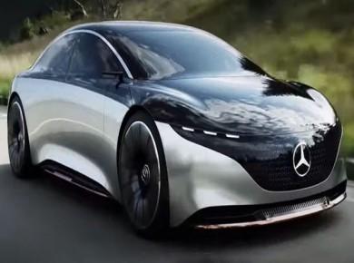 Mercedes Nvidia Could Create a Truly Smart Car